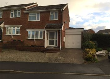 Thumbnail 3 bed semi-detached house to rent in Borough View, Torrington