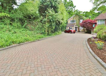Thumbnail 4 bed detached house for sale in The Glen, Enfield