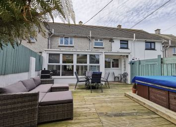 Thumbnail 3 bed terraced house for sale in Trevithick Crescent, Hayle