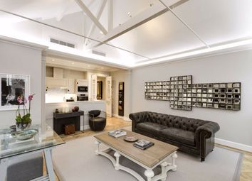 Thumbnail 4 bed flat to rent in North Audley Street, London