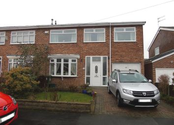 Thumbnail 4 bed semi-detached house for sale in Monmouth Drive, Liverpool