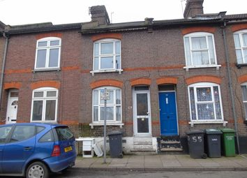 Thumbnail 2 bedroom terraced house to rent in Russel Street, Luton