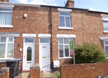 Thumbnail 2 bed terraced house to rent in Helena Terrace, Bishop Auckland