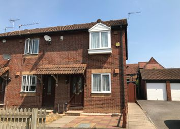 Thumbnail 2 bed end terrace house for sale in Raleigh Close, Cippenham, Slough