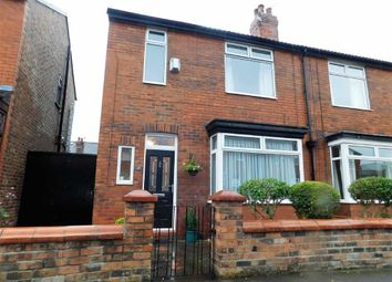Thumbnail 3 bedroom semi-detached house for sale in Woodbury Road, Cheadle Heath, Stockport