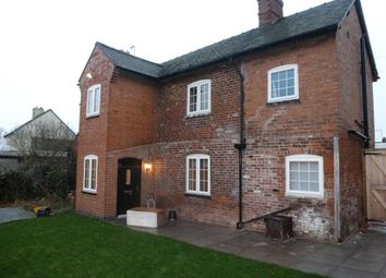 Thumbnail 3 bed detached house to rent in Mount Pleasant Road, Repton, Derby