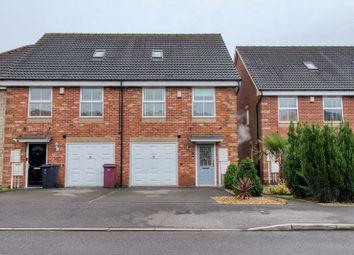 Thumbnail 3 bed town house for sale in Babbington Street, Tibshelf, Alfreton