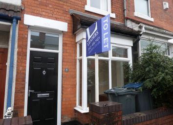 Thumbnail 2 bed property to rent in Wallace Road, Selly Oak, West Midlands