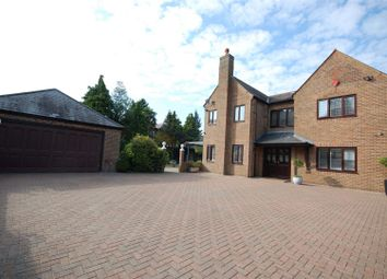 Thumbnail 5 bed detached house for sale in Broomer Place, Cheshunt, Waltham Cross