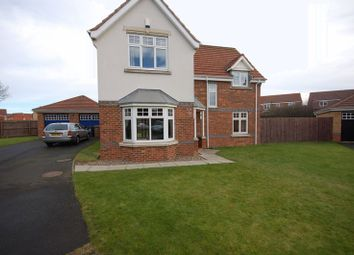 Thumbnail 4 bed detached house to rent in Bede Close, Holystone, Newcastle Upon Tyne