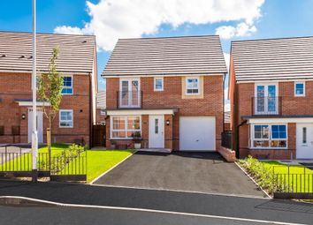 "Thumbnail 4 bed detached house for sale in ""Tavistock"" at Dearne Hall Road, Barugh Green, Barnsley"