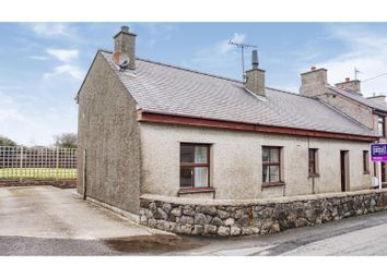 Thumbnail 3 bed semi-detached house for sale in Pentrefelin, Amlwch