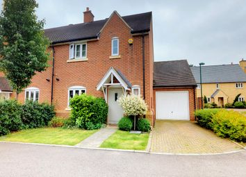 Thumbnail 3 bed semi-detached house for sale in Pixey Close, Yarnton, Oxford, Oxfordshire