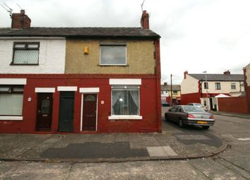 Thumbnail 2 bedroom terraced house for sale in Lutwidge Avenue, Preston