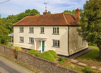 Thumbnail 4 bedroom detached house for sale in Mill Road, Great Bardfield, Braintree, Essex