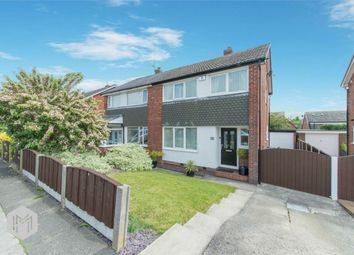 Thumbnail 3 bedroom semi-detached house for sale in Alcester Close, Bury, Lancashire