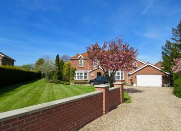 Thumbnail 4 bed detached house for sale in Bellbutts View, Scotter, Gainsborough, Lincolnshire