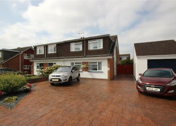 4 bed semi-detached house for sale in Bourton Close, Stoke Lodge, Bristol BS34