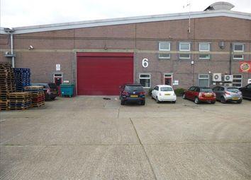 Thumbnail Warehouse to let in 6 Meridian Trading Estate, Bugsbys Way, Charlton, London