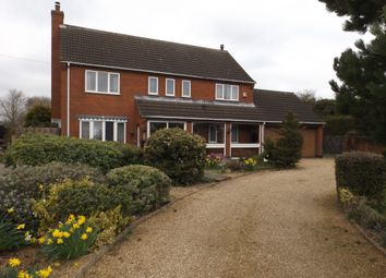 Thumbnail 4 bed equestrian property for sale in Hackford Road, Wicklewood, Wymondham, Norfolk