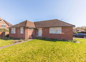 Thumbnail 4 bed detached bungalow for sale in Westbourne Close, Westbourne, Emsworth