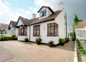 Thumbnail 4 bed semi-detached bungalow for sale in Dundonald Drive, Leigh-On-Sea, Essex