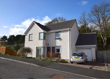 Thumbnail 4 bedroom detached house for sale in Netherbank, Galashiels