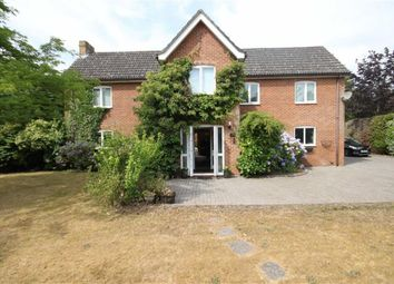 Thumbnail 5 bed detached house for sale in Avon Park, Ringwood