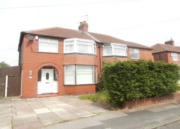 Thumbnail 3 bedroom semi-detached house to rent in Lathom Grove, Sale