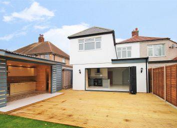 Thumbnail 5 bedroom chalet for sale in Sheldon Road, Bexleyheath