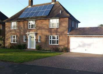 Thumbnail 3 bedroom detached house to rent in West Road, Barton Stacey, Winchester