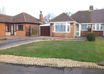 Thumbnail 3 bed bungalow to rent in Whitehouse Crescent, Sutton Coldfield