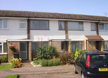 Thumbnail 3 bed terraced house to rent in Bunyan Close, Pirton, Hitchin