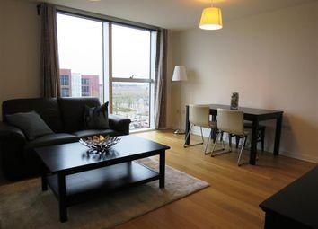 Thumbnail 1 bedroom flat to rent in Witan Gate, Milton Keynes