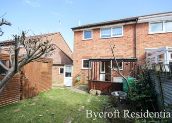 Thumbnail 3 bed semi-detached house for sale in Barleycroft, Hemsby, Great Yarmouth