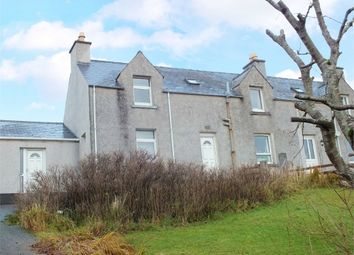 Thumbnail 2 bed semi-detached house for sale in Upper Carloway, Isle Of Lewis, Western Isles