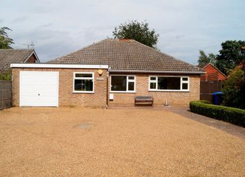Thumbnail 3 bed detached bungalow for sale in Wangford Road, Reydon, Southwold