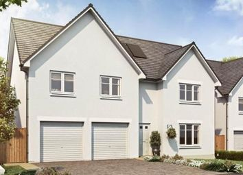 Thumbnail 5 bed detached house for sale in Carronhall Drive, Uddingston, Glasgow