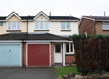 Thumbnail 3 bed semi-detached house to rent in Majestic Way, Aqueduct, Telford
