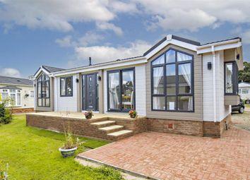 Thumbnail 2 bedroom mobile/park home for sale in Arkley Residential Park, Barnet Rd, Barnet