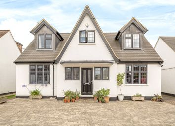 Thumbnail 4 bed bungalow for sale in Keswick Gardens, Ruislip, Middlesex