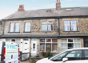 Thumbnail 3 bed terraced house for sale in Hookstone Avenue, Harrogate
