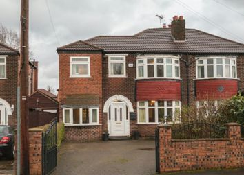 Thumbnail 3 bed semi-detached house for sale in Frieston Road, Timperley, Altrincham