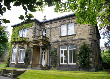 Thumbnail 2 bed flat to rent in Manor Royd, Heath Gardens, Halifax