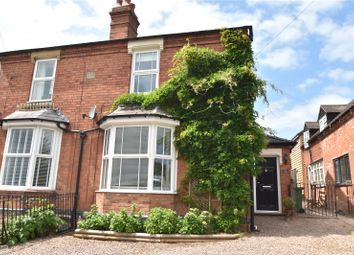 Thumbnail 3 bed semi-detached house for sale in The Green, Cutnall Green, Droitwich