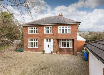 Thumbnail 5 bed detached house for sale in Ainspool Lane, Churchtown, Preston