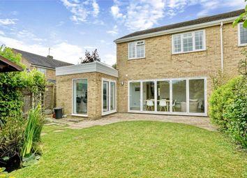 Thumbnail 3 bed semi-detached house for sale in Cedar Close, Grafham, Huntingdon