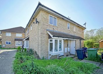 Thumbnail 1 bed property for sale in Muntjac Close, Eaton Socon, St. Neots