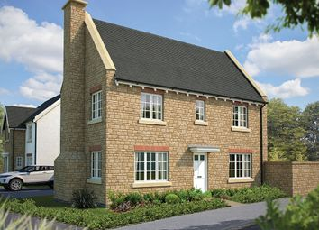 "Thumbnail 3 bed detached house for sale in ""The Sheringham"" at The Green, Chilpark, Fremington, Barnstaple"