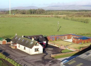 Thumbnail 5 bed detached house for sale in Barnhill Farmhouse & Cattery, Kilwinning, Ayrshire